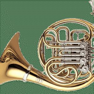 online horn lesson