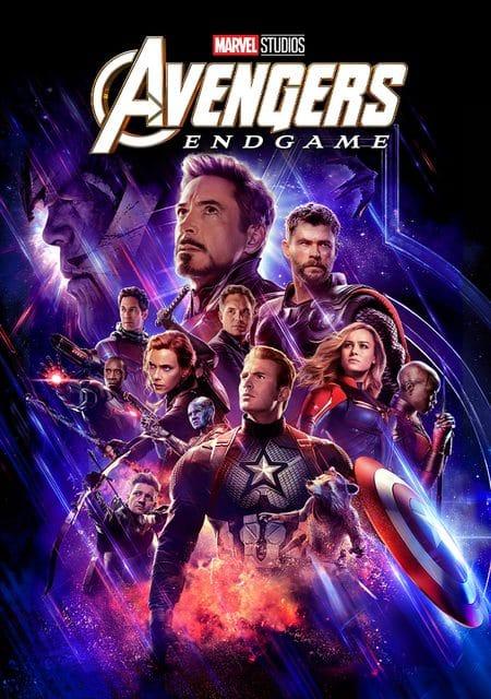 Avengers Endgame - Portals