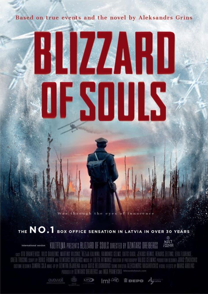 Prayer - Blizzard of Souls